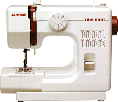 janome mini sewing machine price