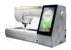 Janome Horizon MC 15000 Sewing, Embroidery and Quilting Machine