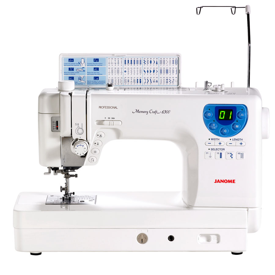 Baby Lock BMP9 6-Needle Embroidery Professional Plus Machine - The
