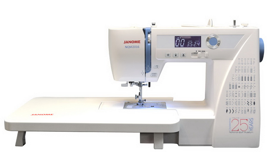 how to thread a janome mini sewing machine
