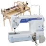 Little Gracie II Quilting Frame, Janome 1600P-DBX Sewing Machine