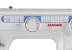 Janome S-590 - 19 Stitches