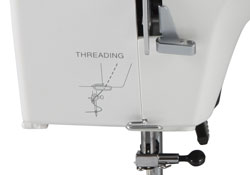 Janome S-590 - Easy Threading