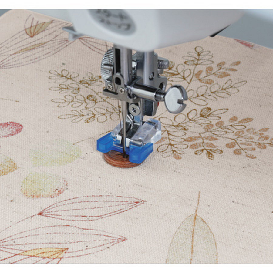 sewing machine button foot