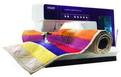 Pfaff Creative Performance Sewing and Embroidery Machine