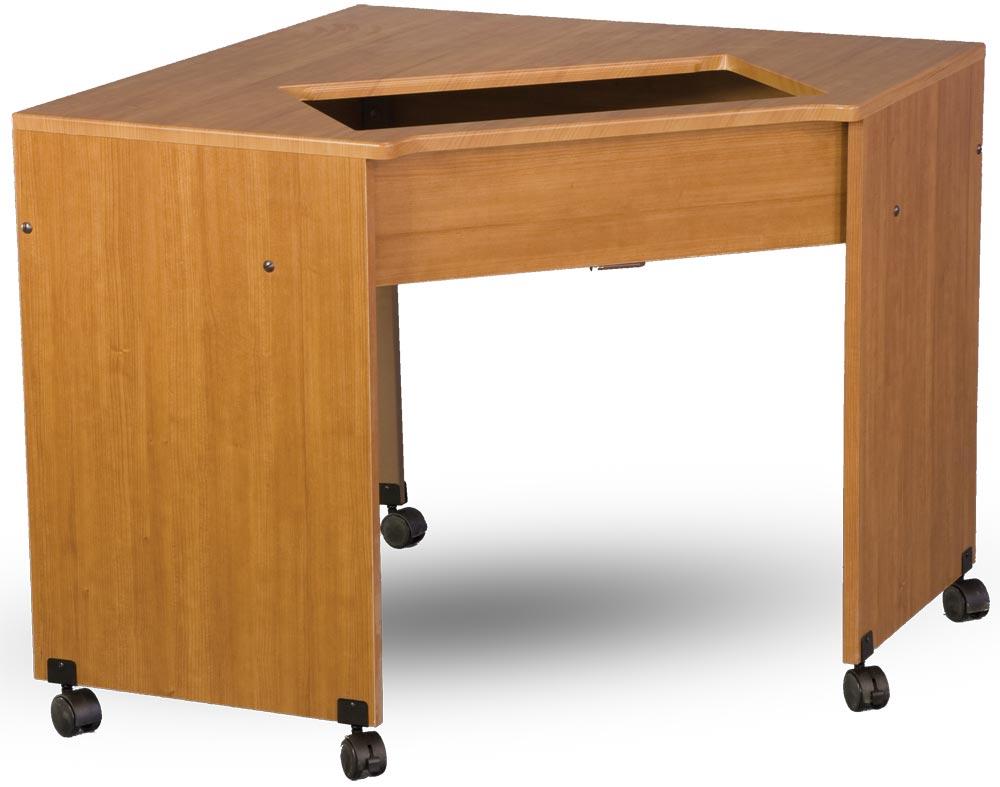 corner sewing machine tables
