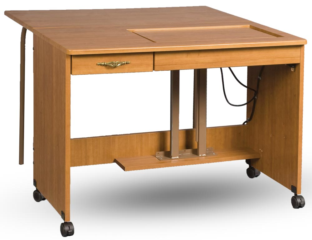 sewing machine cabinets and tables