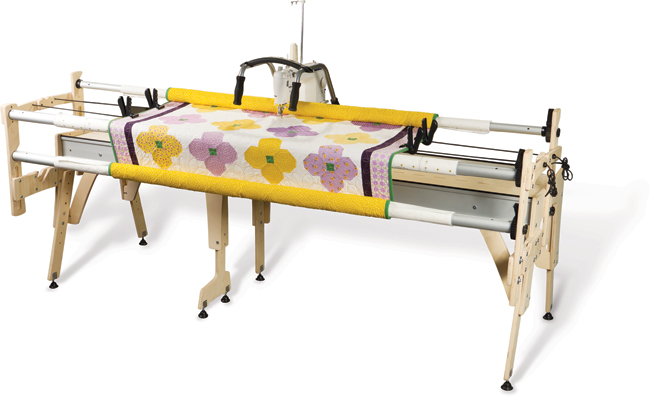 Tinlizzie18 Empress 18 Inch Long Arm Quilting Machine