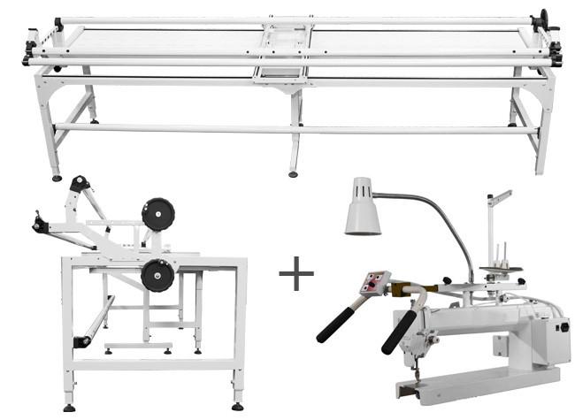 Tinlizzie18 Empress 18 Inch Long Arm Quilting Machine
