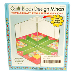 Collins Quilt Design Block Mirrors