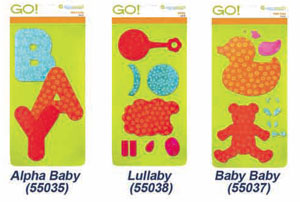 Go! Universal - Baby Collection Dies