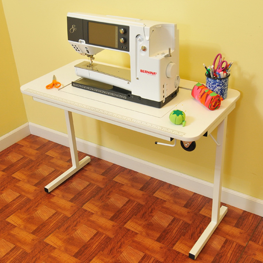 Sylvia Sewing Cabinets 98611 Gidget Ii Sewing Craft Hobby Table