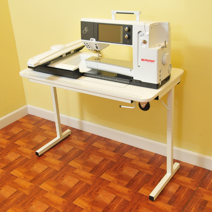 gidget sewing machine table