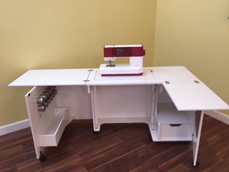 sewing machine plus serger
