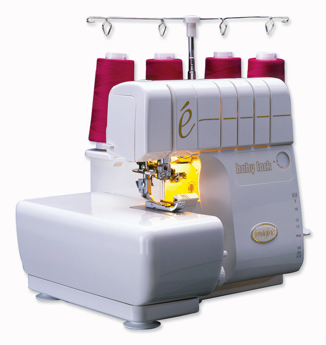 baby lock serger machine