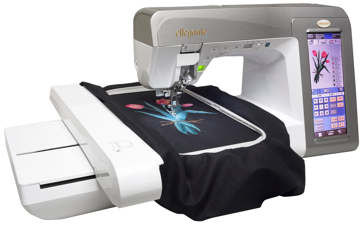 the best embroidery sewing machine