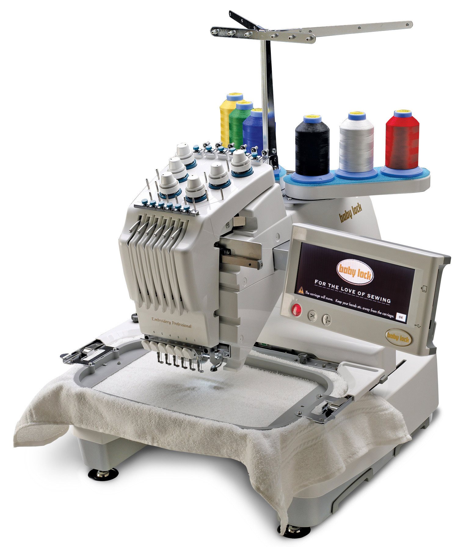 babylock professional embroidery machine free embroidery