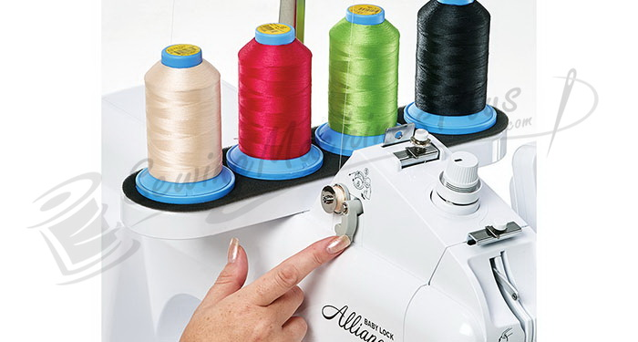 babylock alliance embroidery machine