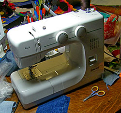 baby lock bl9 sewing machine reviews
