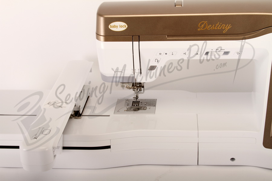 destiny embroidery machine