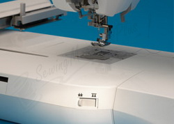 >Baby Lock Ellegante 3 Sewing and Embroidery Machine