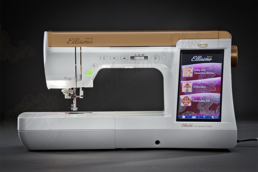 ellisimo embroidery machine