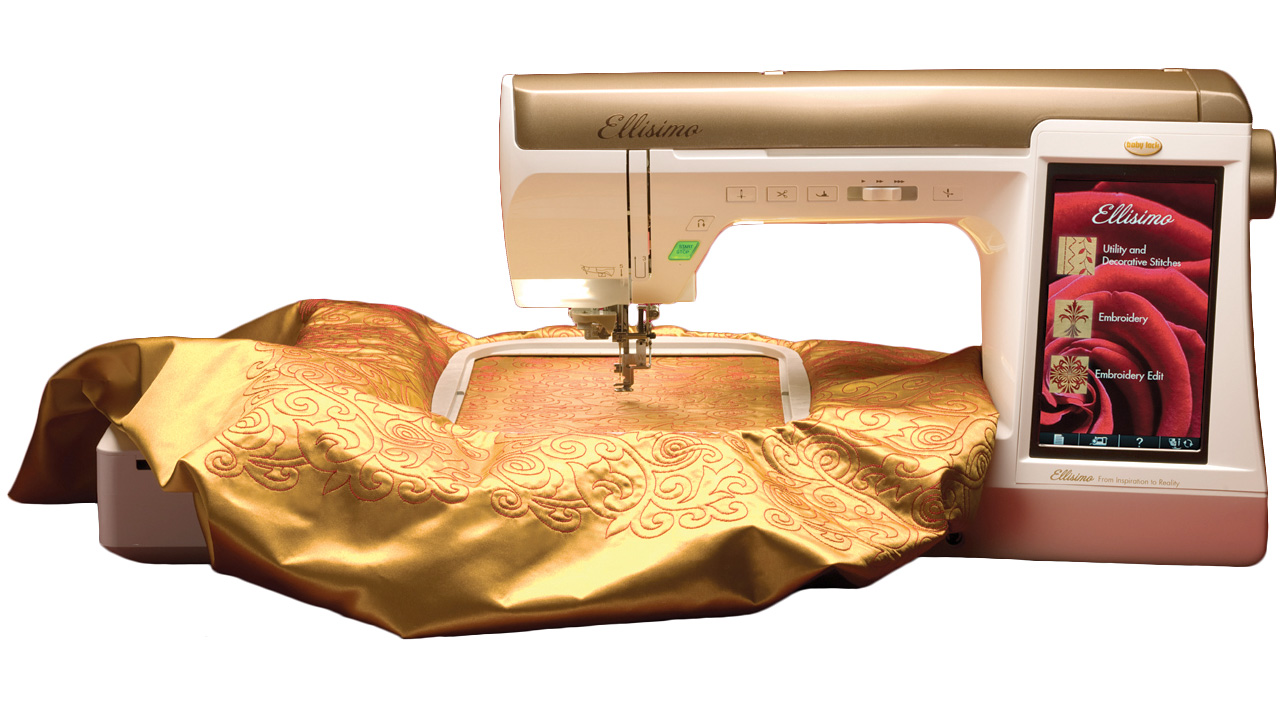 Baby Lock Ellisimo Sewing & Embroidery Machine