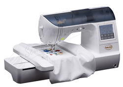 Baby Lock Ellure Plus Sewing and Embroidery Machine