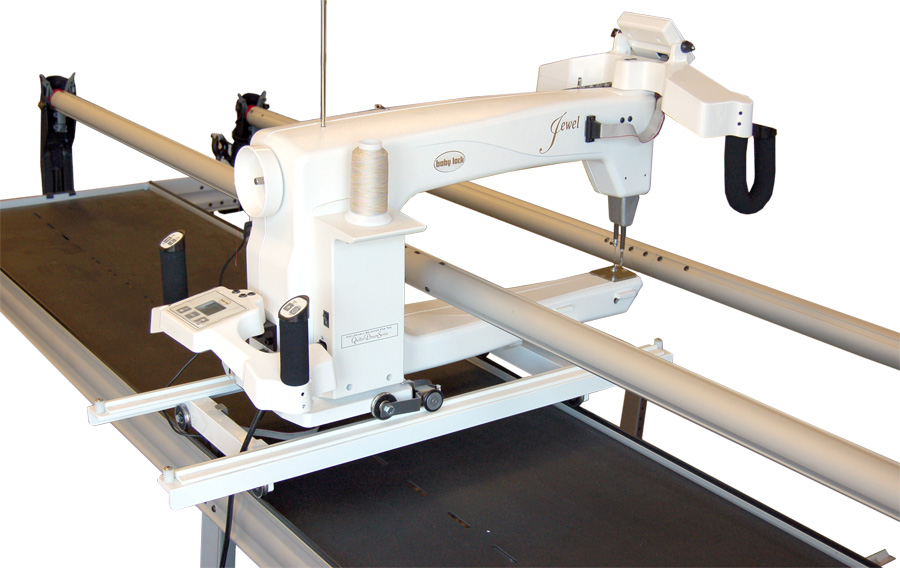 Jewel By Babylock 18in Long Arm Quilting Machine W Grace