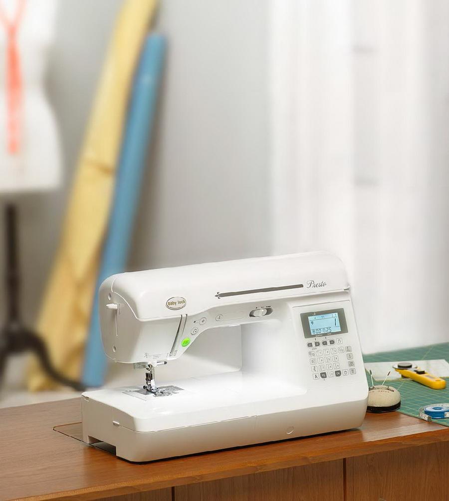 babylock quilting sewing machine