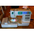 Baby Lock Sofia 2 Sewing and Embroidery Machine BL137A2