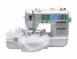 Babylock Sofia 2 Sewing and Embroidery Machine BL137A2