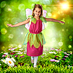 Halloween from a Pillowcase - Fairy Princess