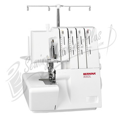 Bernina 800DL Serger Machine
