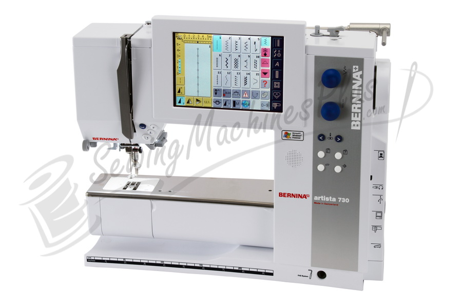 sewing quilting embroidery machine