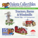 Dakota Collectibles Big Tractors, Barns & Windmills 970421