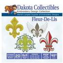 970565 Dakota Collectibles - FLEUR-DE-LIS (970565)