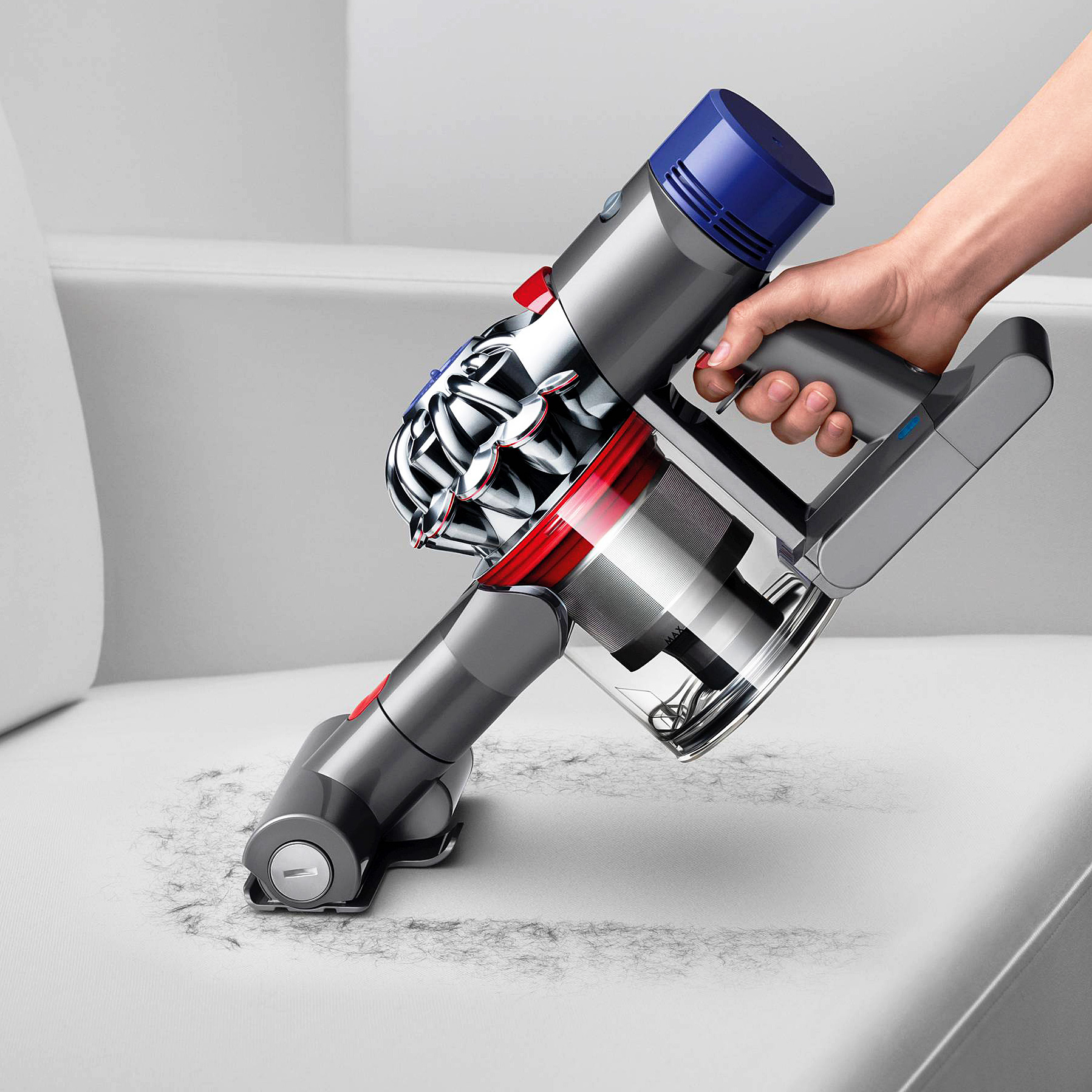 dyson v8 absolute sv10 vacuum. Black Bedroom Furniture Sets. Home Design Ideas