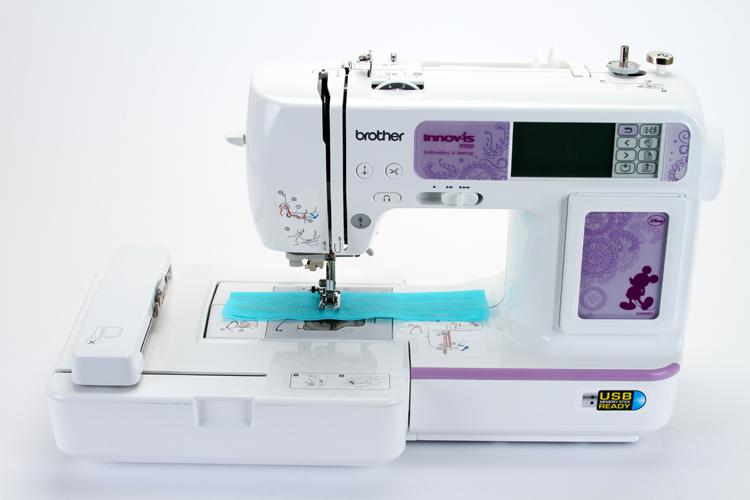 sewing machine disney
