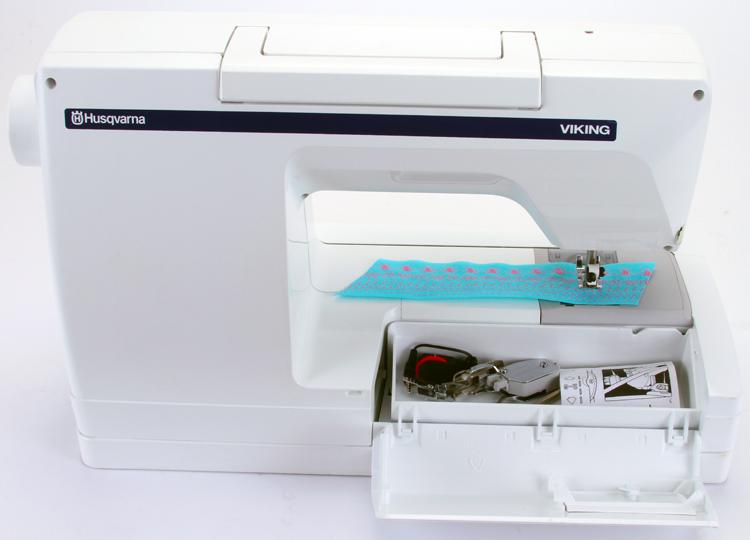 Husqvarna Viking Designer II Sewing Machine With