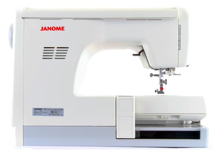 janome 9700 embroidery machine