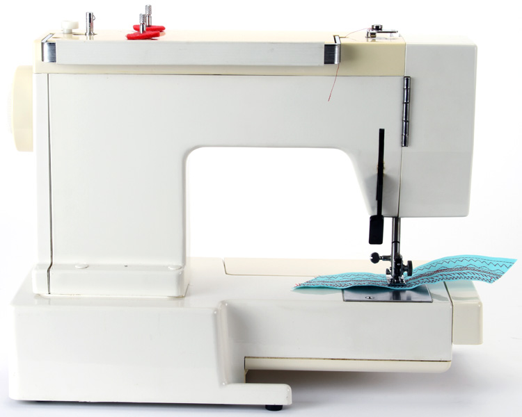free arm industrial sewing machine