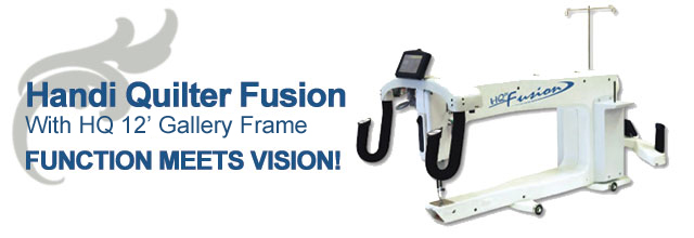 Handi Quilter 24 Fusion Package Deal.