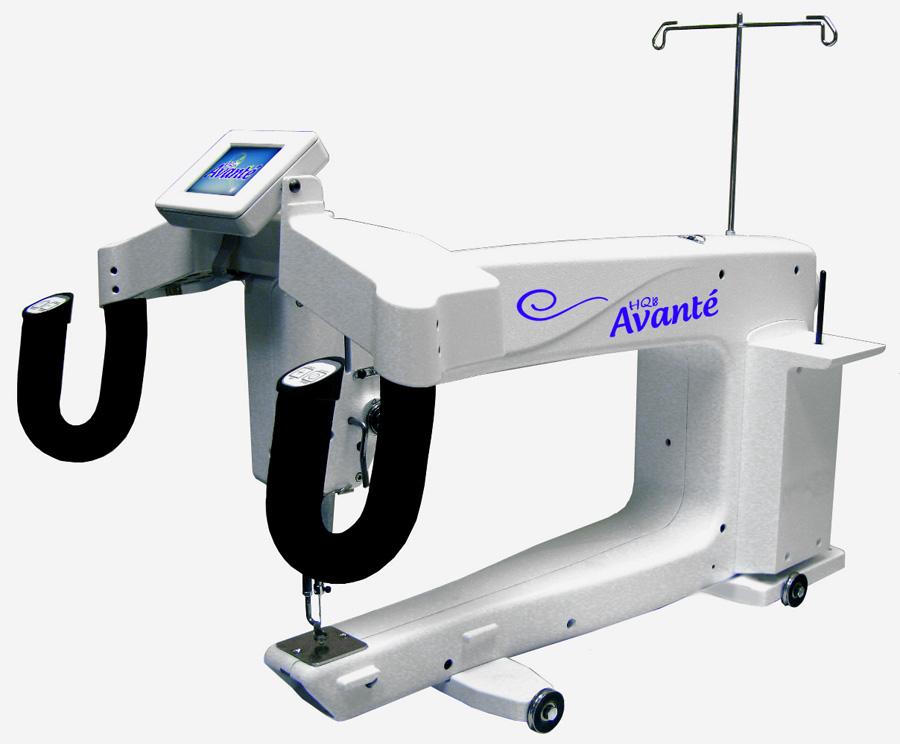 machine quilter