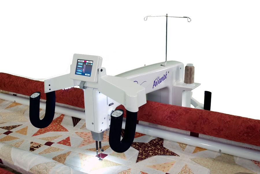 avante quilting machine