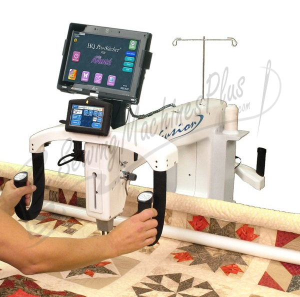 Hq Fusion Package 24 Quot Long Arm Quilter With Hq Pro