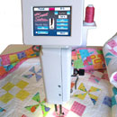 HQ Sweet Sixteen Long Arm w/ TruStitch Stitch Regulator with FREE BONUS PACKAGE