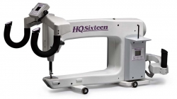 Handi Quilter HQ Sixteen Quilting Machine and HQ Studio Frame