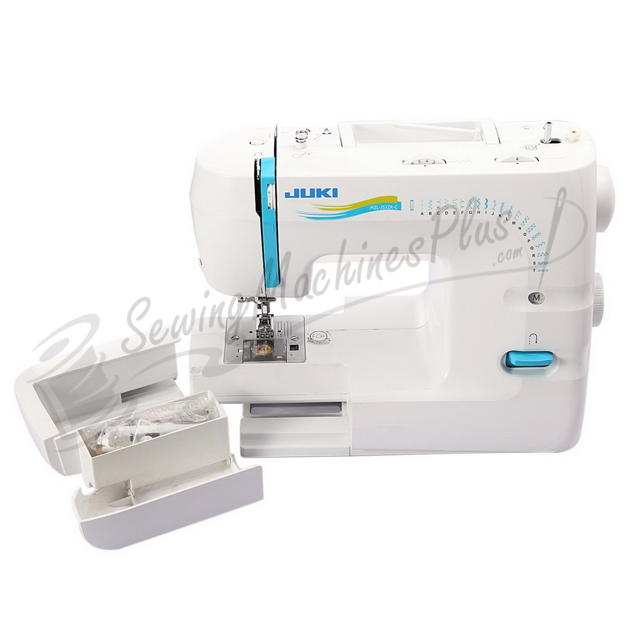 Juki hzl zr c compact simple sewing machine