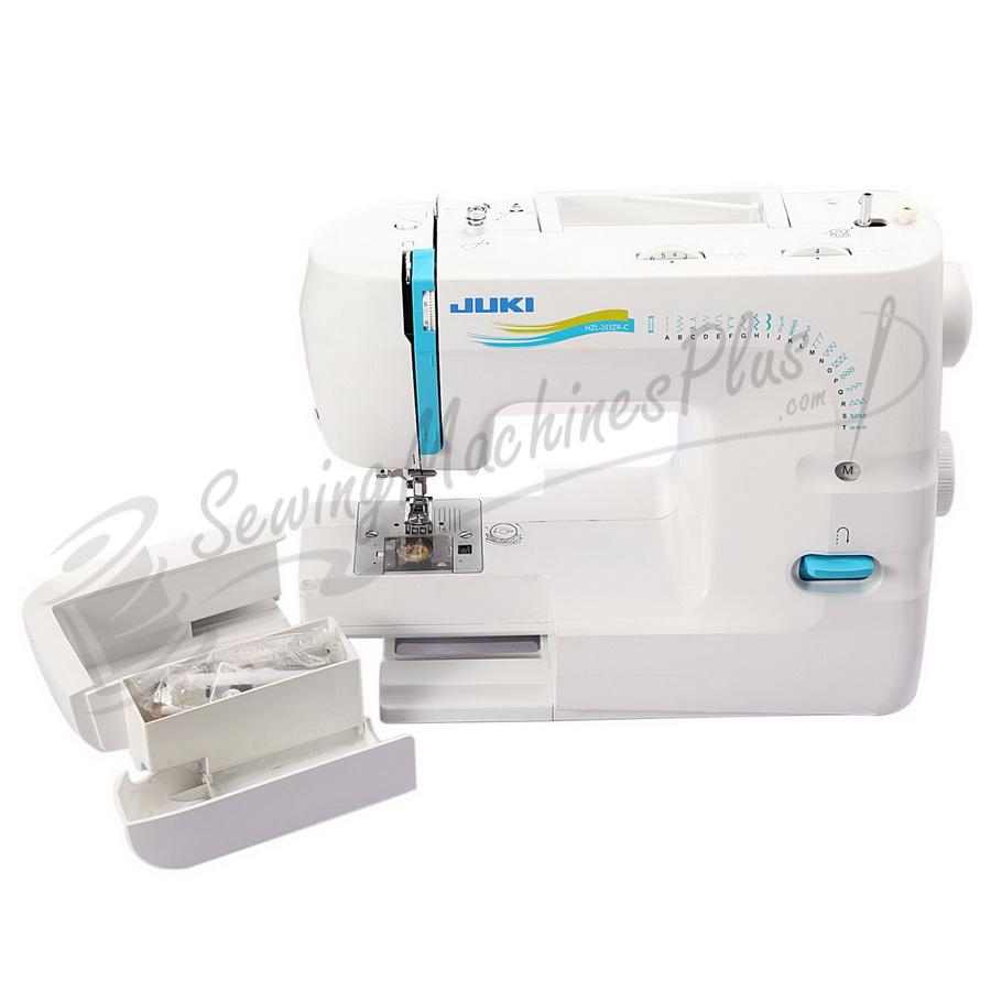 Juki hzl zr c compact simple sewing machine